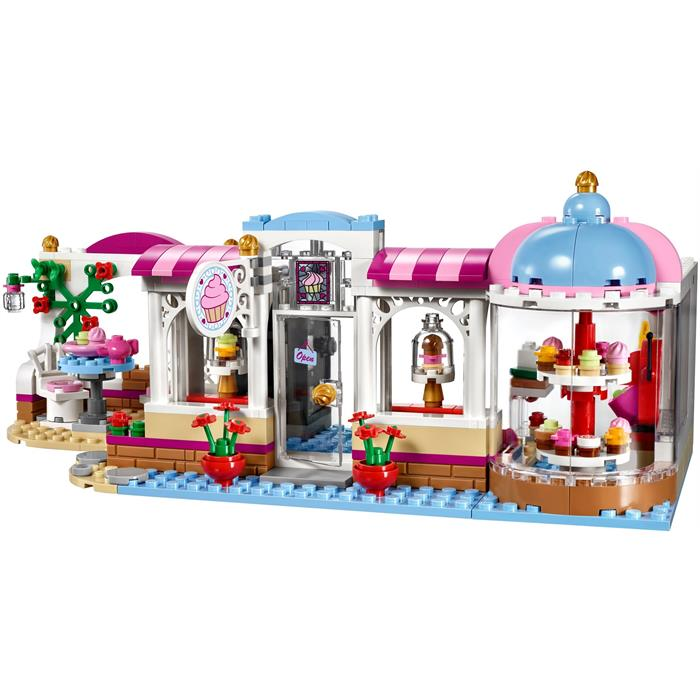 Lego Friends Heartlake Cupcake Cafe