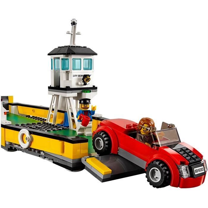 Lego City Ferry
