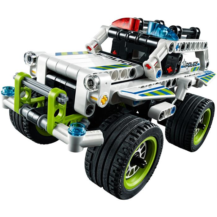 Lego Technic Police Interceptor