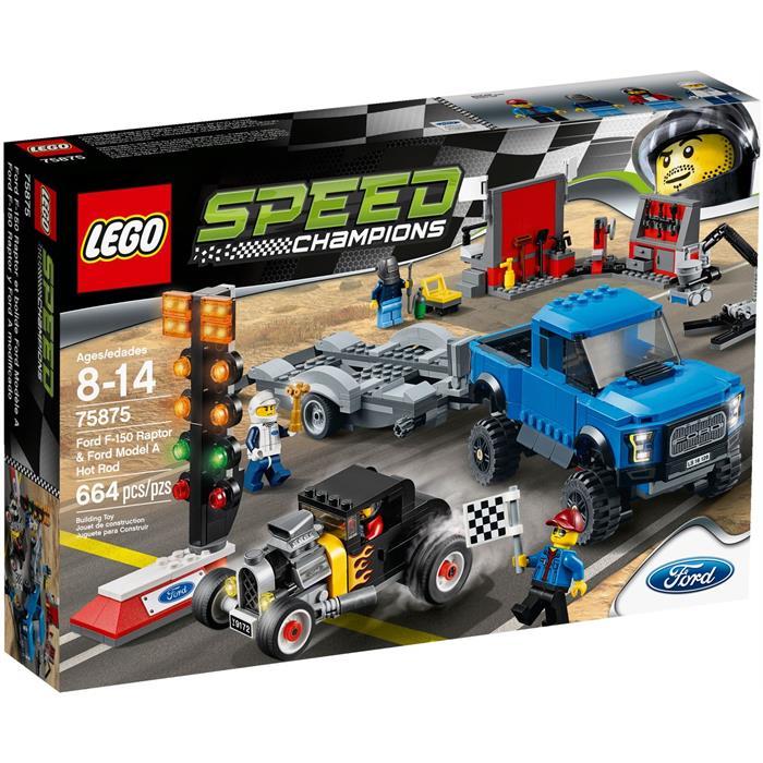 Lego Speed Champions Ford F-150 Raptor