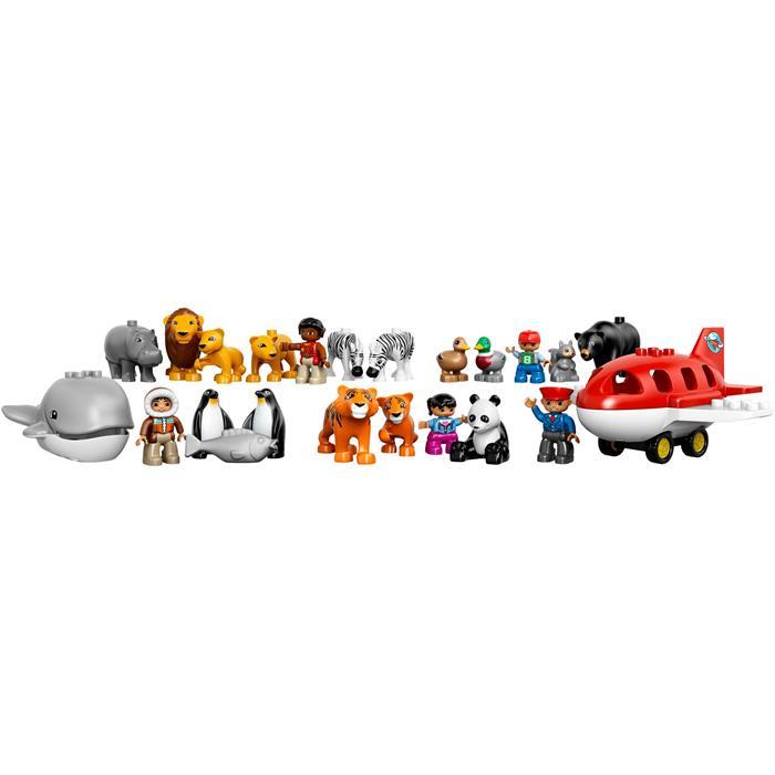 Lego Duplo Around the World