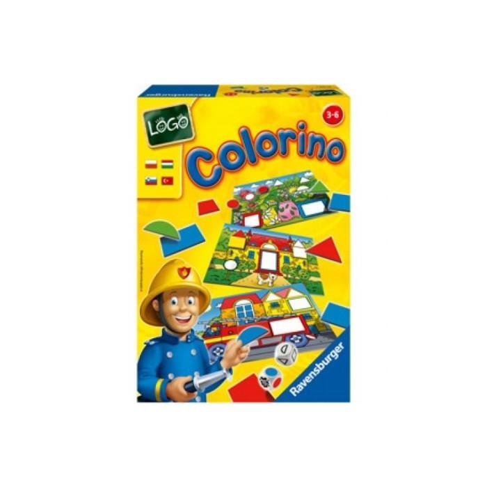 Ravensburger Logo Oyunları - Colorino