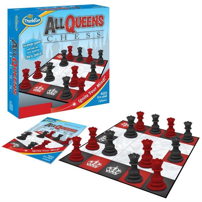 ThinkFun Vezirler Satrancı (All Queens Chess)