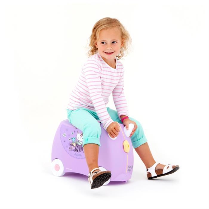 Trunki Çocuk Bavulu - Hello Kitty Yeni