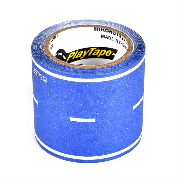 PlayTape Klasik Yol Serisi 15ft x 2inç - Mavi