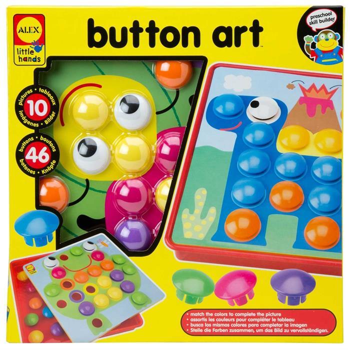 Alex Düğme Sanatım