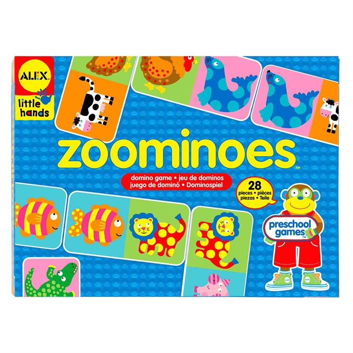 Alex Zoominoes