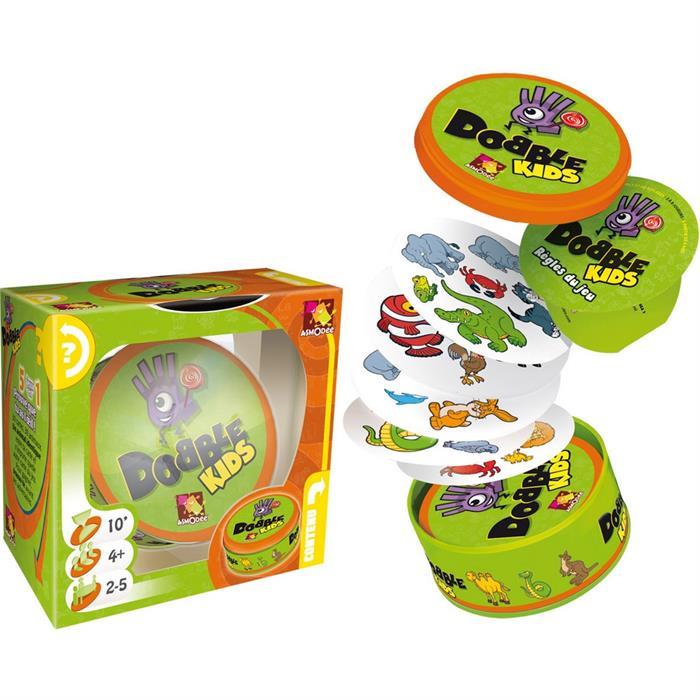 Asmodee Dobble Kids (Dobble Çocuk)