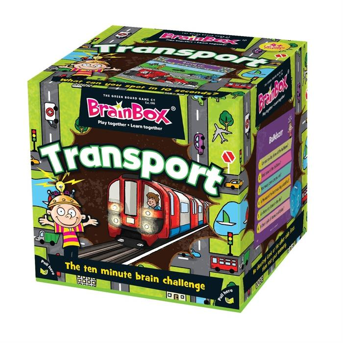 BrainBox Ulaşım (Transport) (İngilizce)