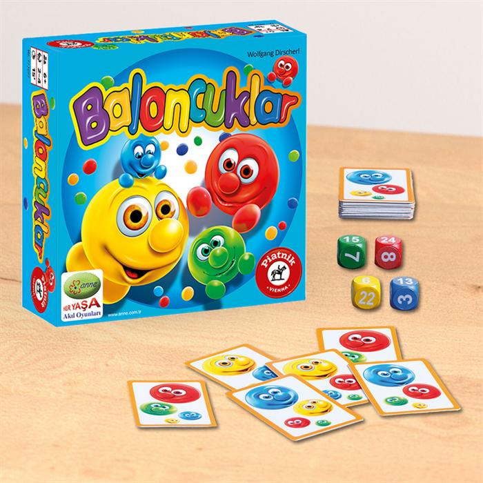 Piatnik Baloncuklar (Bubbles) - Türkçe