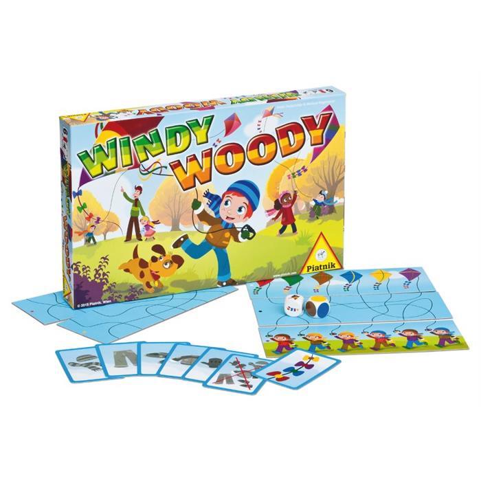 Piatnik Rüzgarlı Bir Gün (Windy Woody)