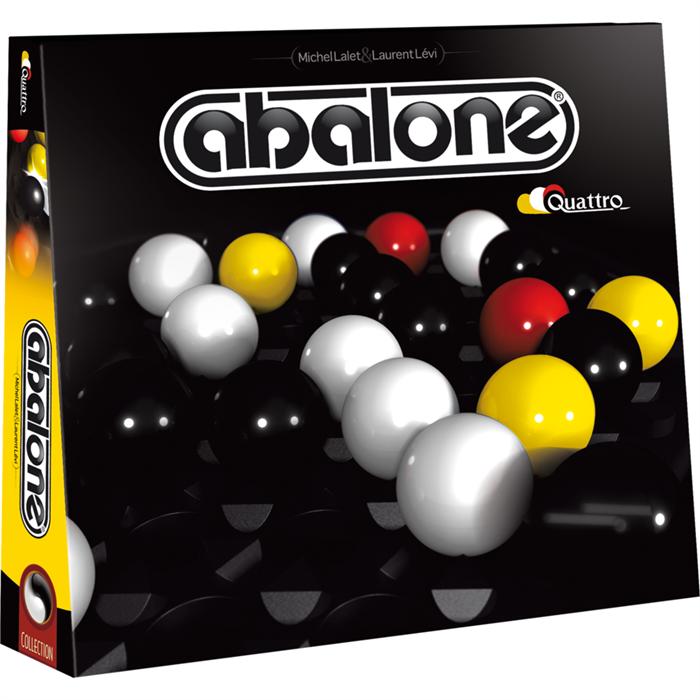 Asmodee Abalone Quattro (Abalone Dörtlü)