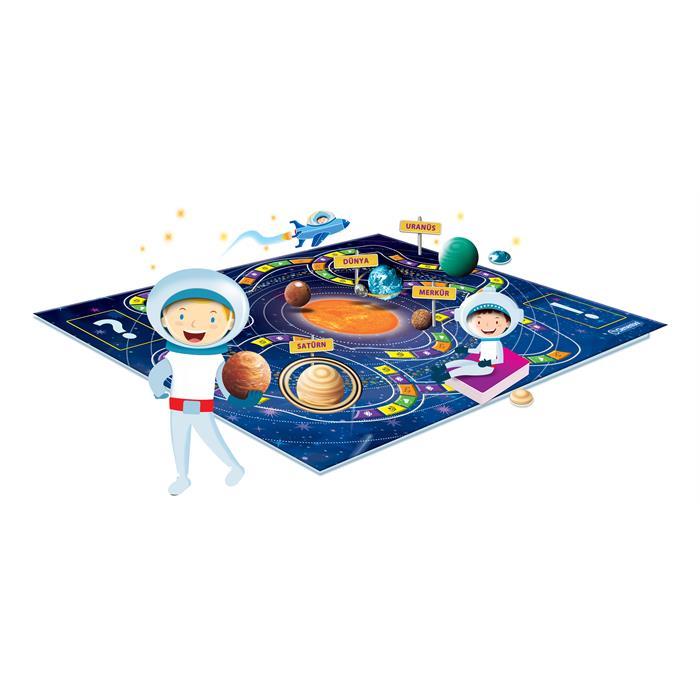 Clementoni Oyna ve Öğren Uzay Yolculuğu
