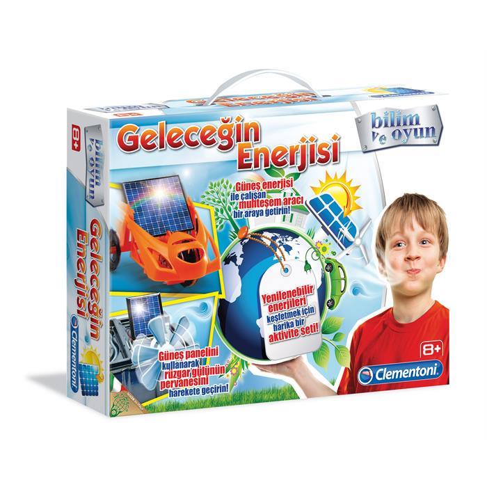 Clementoni Deney Seti - Geleceğin Enerjisi
