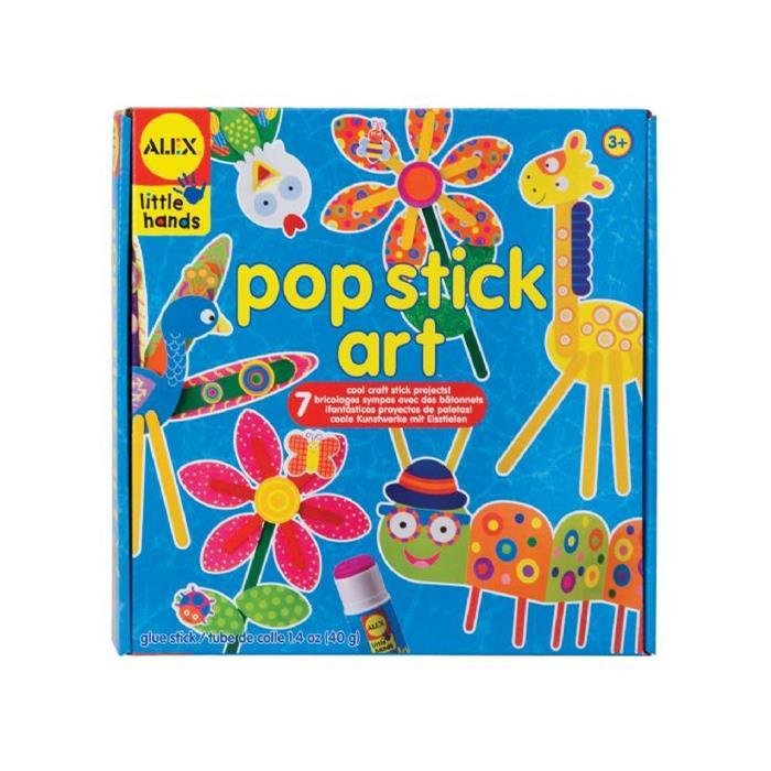 Alex Pop Çubuk Sanatı
