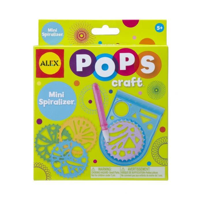 Alex Pops - Mini Spiraller