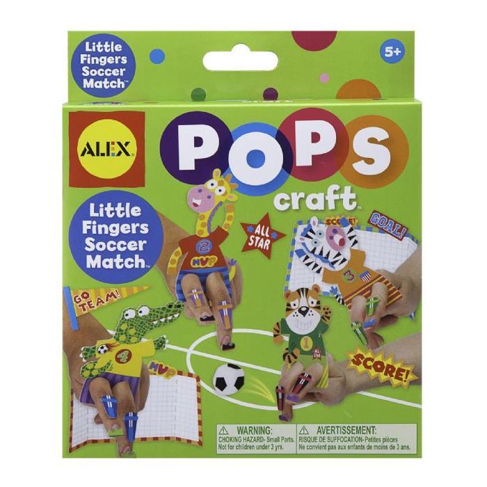 Alex Pops - Küçük Parmaklarla Maç Keyfi