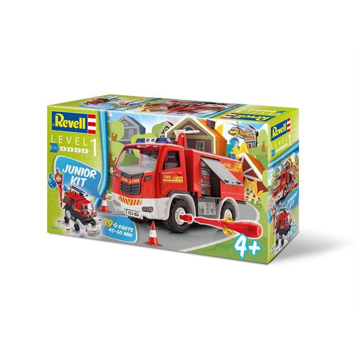 Revell Junior Kit - İtfaiye Aracı