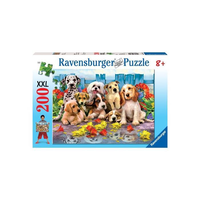 Ravensburger Yaramaz Yavrular - Süper 200 Parçalı