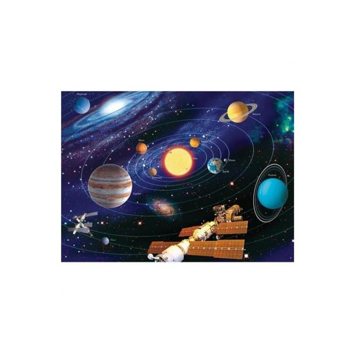 Ravensburger Güneş Sistemi - Süper 200 Parçalı