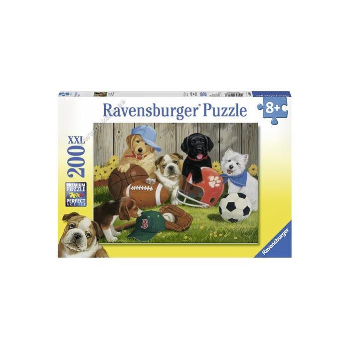 Ravensburger Top Oynayalım - Süper 200 Parçalı