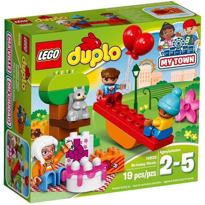 Lego Duplo Doğum Günü Pikniği