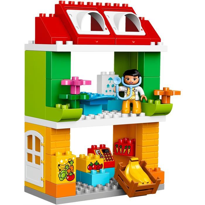 Lego Duplo Şehir Meydanı