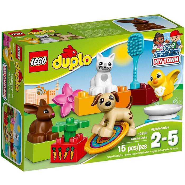 Lego Duplo Aile Evcil Hayvanları