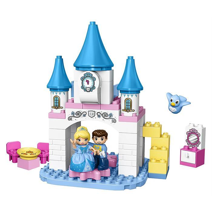 Lego Duplo Sindirella'nın Sihirli Şatosu