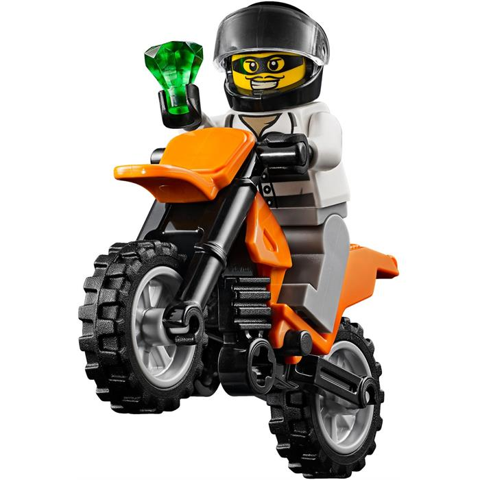 Lego 10735 Juniors Polis Kamyoneti Takibi