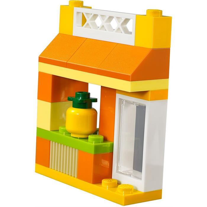 Lego 10709 Classic Turuncu Yaratıcılık Kutusu