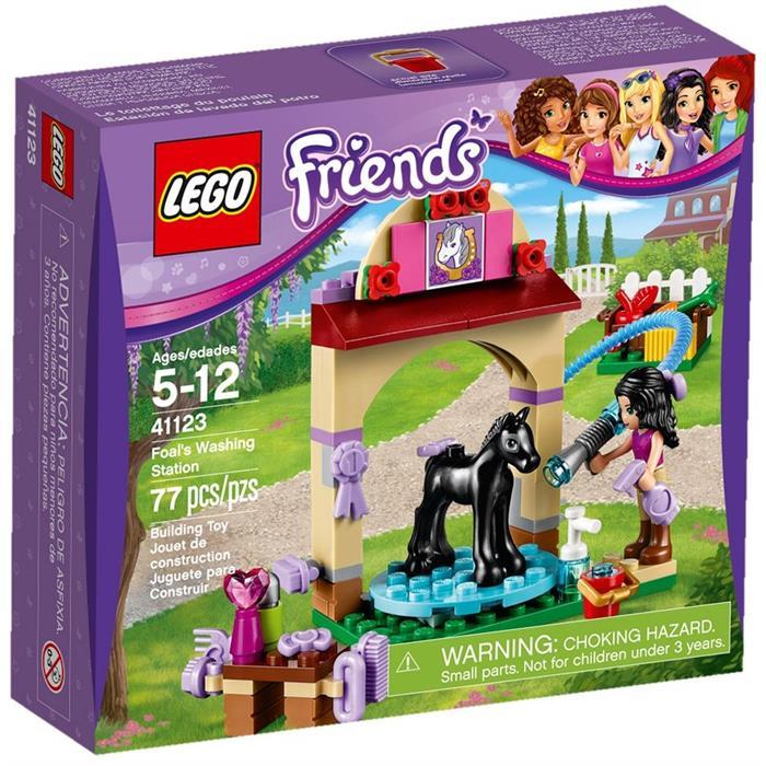 Lego 41123 Friends Foal's Washing Station