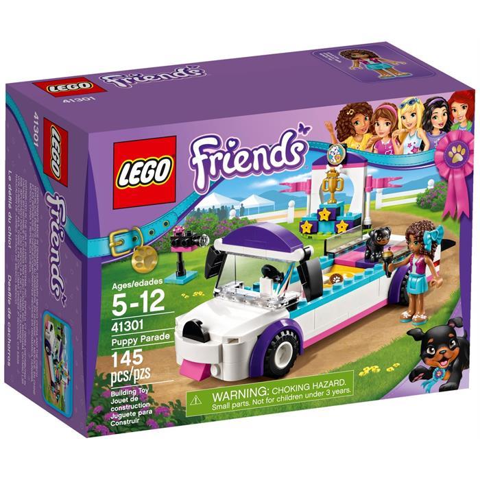 Lego 41301 Friends Yavru Köpek Geçici