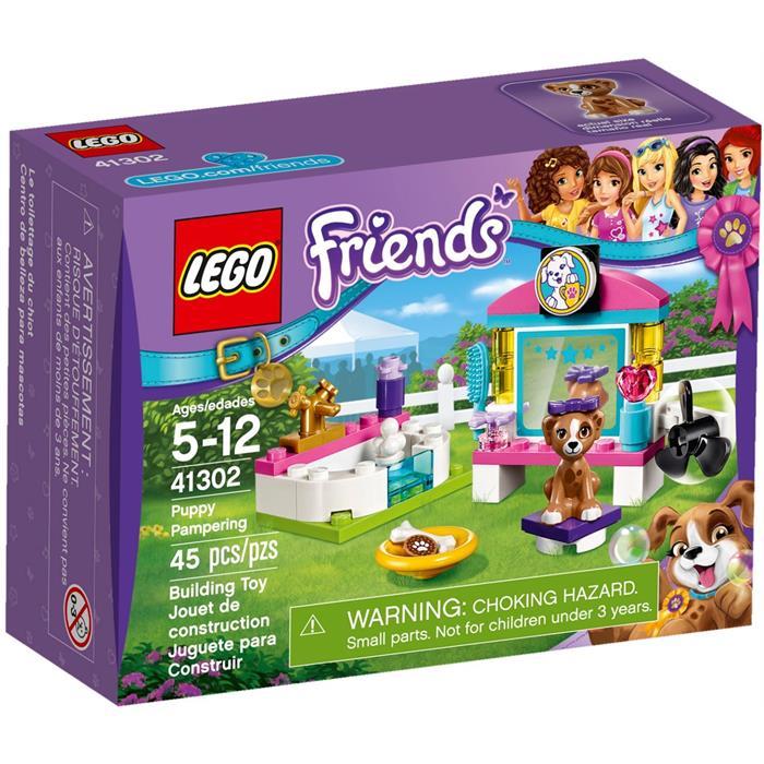 Lego 41302 Friends Yavru Köpek Kuaförü