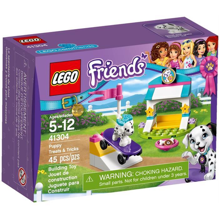 Lego 41304 Friends Yavru Köpek Ödülleri ve Oyunları