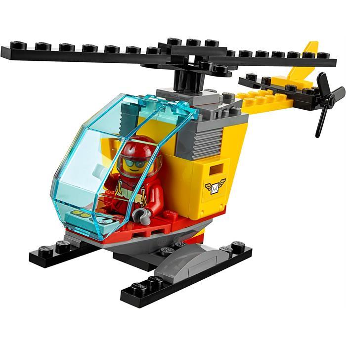 Lego 60100 City Havaalanı Başlangıç Seti