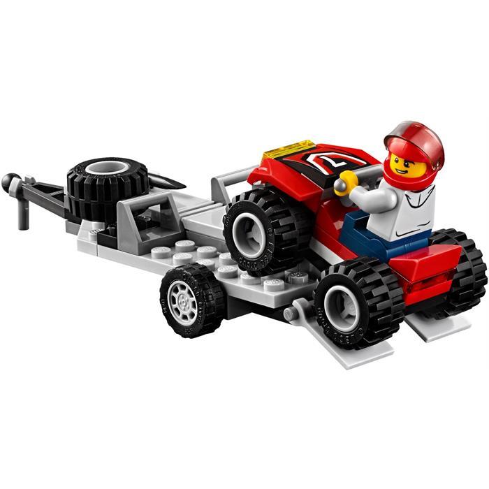 Lego 60148 City ATV Yarış Ekibi