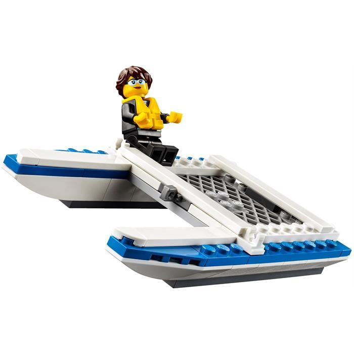 Lego 60149 City Katamaranlı 4x4