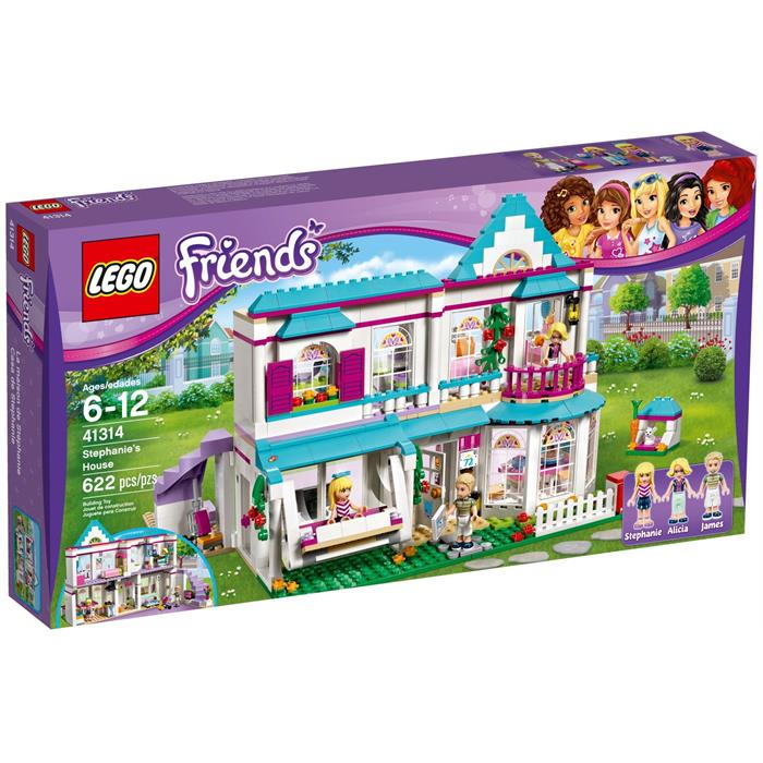 Lego 41314 Friends Stephanie'nin Evi