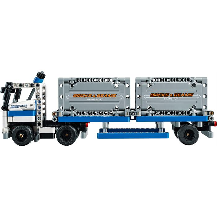 Lego 42062 Technic Konteyner Sahası