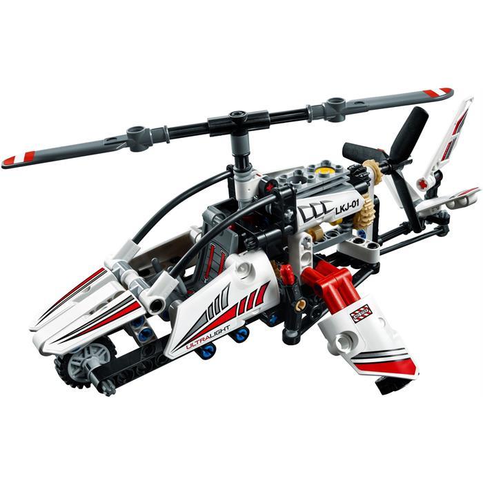 Lego 42057 Technic Ultra Hafif Helikopter