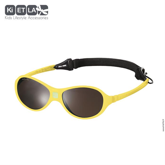 Kietla Jokaki  Sarı Güneş Gözlüğü