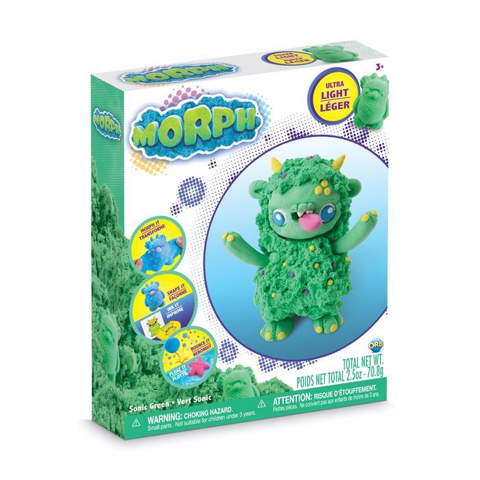 Morph Sonic Green