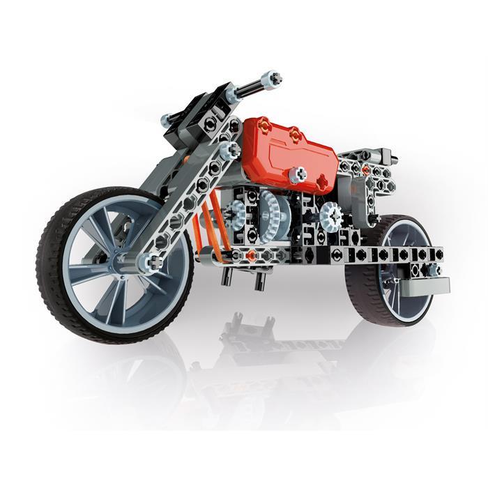 Clementoni Mekanik Laboratuvarı - Roadster & Dragster