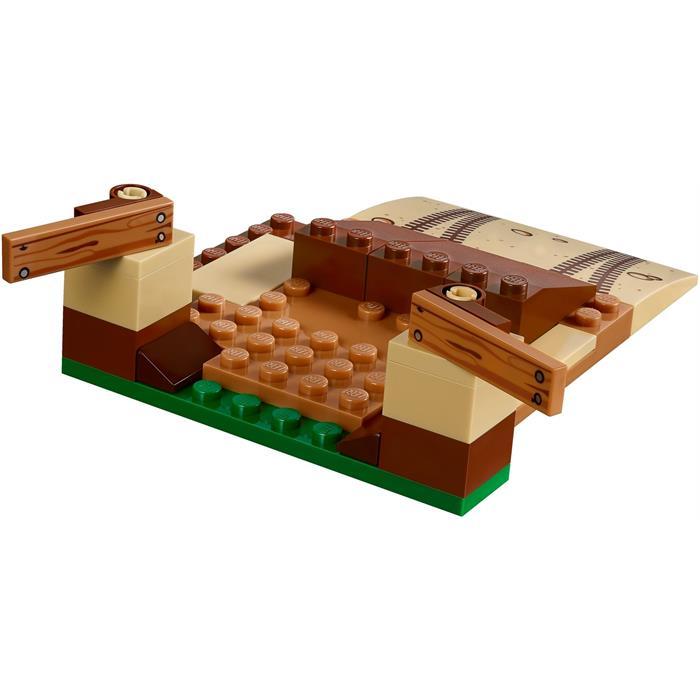 Lego 10742 Juniors Willy'nin Hız Eğitimi