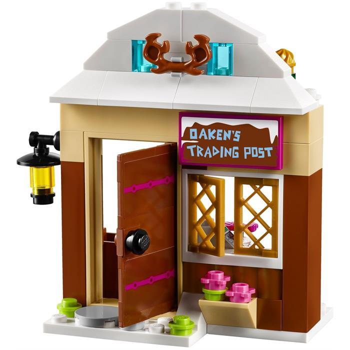 Lego 41066 Disney Princess Anna ve Kristoff'un Kızak Macerası