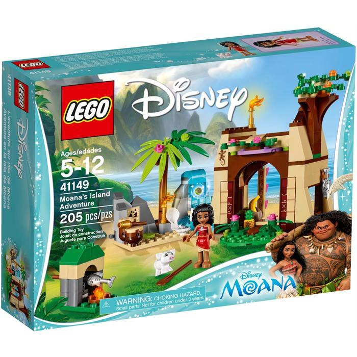 Lego 41149 Disney Princess Moana'nın Ada Maceraları