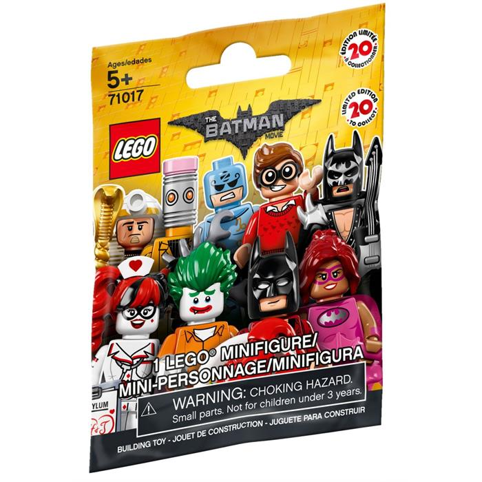 Lego 71017 Minifigures - Minifigür Seri 17