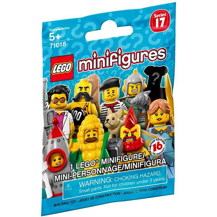 Lego 71018 Minifigures - Minifigür Seri 17-2