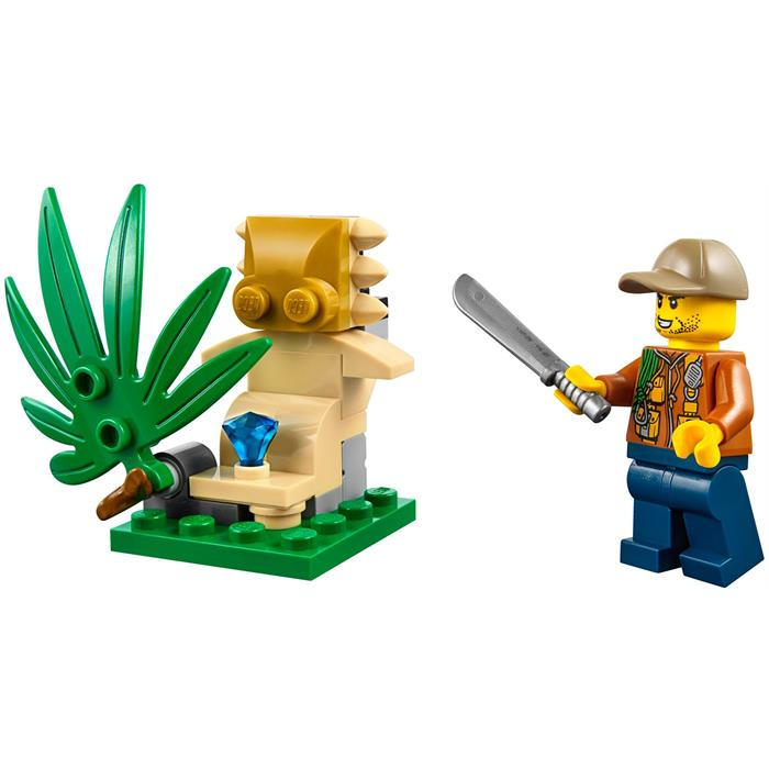 Lego 60156 City Orman Arabası